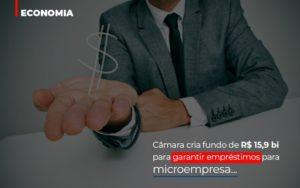 Camara Cria Fundo De Rs 15 9 Bi Para Garantir Emprestimos Para Microempresa Notícias E Artigos Contábeis - Contabilidade em São Paulo | Pizzol Contábil
