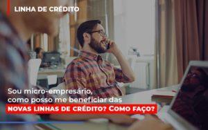 Sou Micro Empresario Com Posso Me Beneficiar Das Novas Linas De Credito Notícias E Artigos Contábeis - Contabilidade em São Paulo | Pizzol Contábil