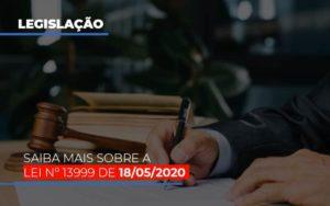 Lei N 13999 De 18 05 2020 Notícias E Artigos Contábeis - Contabilidade em São Paulo | Pizzol Contábil