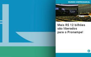 Mais De R S 12 Bilhoes Sao Liberados Para Pronampe Notícias E Artigos Contábeis Em São Paulo | Pizzol Contábil - Contabilidade em São Paulo | Pizzol Contábil
