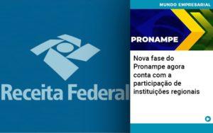 Nova Fase Do Pronampe Agora Conta Com A Participacao De Instituicoes Regionais Notícias E Artigos Contábeis Em São Paulo | Pizzol Contábil - Contabilidade em São Paulo | Pizzol Contábil