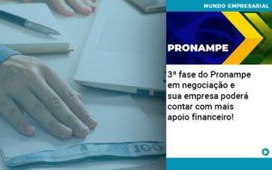 3 Fase Do Pronampe Em Negociacao E Sua Empresa Podera Contar Com Mais Apoio Financeiro - Contabilidade em São Paulo | Pizzol Contábil